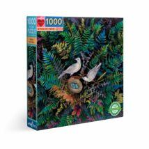 Birds in Fern 1000 db-os puzzle - Egyszerbolt Társasjáték