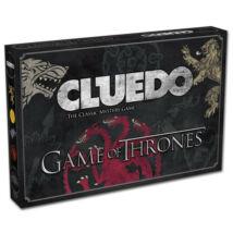 Cluedo - Trónok Harca - stratégiai társasjáték 18 éves kortól - EgyszerBolt Társasjáték