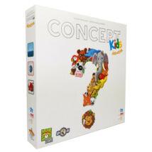 Concept Kids Állatok - magyar kiadás - kooperatív családi társasjáték 4 éves kortól - Asmodee - Egyszerbolt