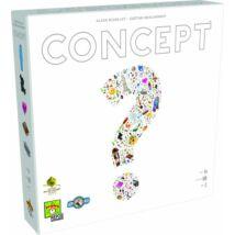 Concept társasjáték - magyar kiadás
