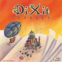 Dixit Odyssey társasjáték - magyar kiadás