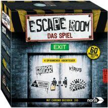 Escape Room - 4 játék - Egyszerbolt Társasjáték