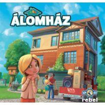 Álomház - családi stratégiai társasjáték - Egyszerbolt Társasjáték Webáruház