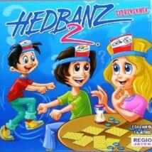 Hedbanz társasjáték gyerekeknek 2. (kék dobozos)