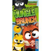Jungle brunch - Állati Zaba - gyerek stratégiai társasjáték 6 éves kortól - Delta Vision