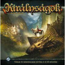 Királyságok társasjáték - Kingdoms - magyar kiadás