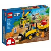 LEGO City Great Vehicles - Építőipari buldózer 60252