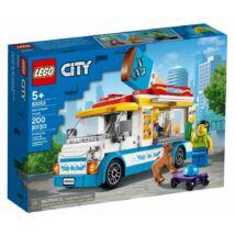 LEGO City Great Vehicles - Fagylaltos kocsi 60253