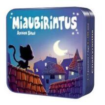 Miaubirintus parti kártyajáték - 6 éves kortól - Egyszerbolt Társasjáték