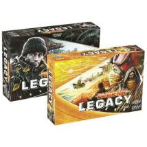 Pandemic: Legacy társasjáték 2. évad