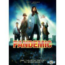 Pandemic - stratégiai családi társasjáték 8 éves kortól - Z man
