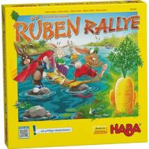 Répafutam - képességfejlesztő társasjáték 4 éves kortól- HABA - Egyszerbolt