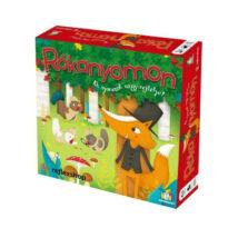 Rókanyomon kooperatív társasjáték 5 éves kortól - Egyszerbolt Társasjáték