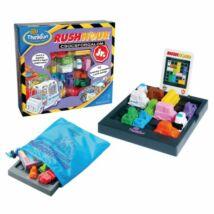 Rush Hour Junior - magyar kiadás - logikai képességfejlesztő társasjáték 6 éves kortól - ThinkFun