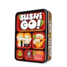 Sushi Go társasjáték 8 éves kortól - Egyszerbolt Társasjáték