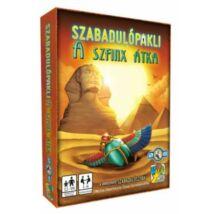 Szabadulópakli: A szfinx átka szabadulós társasjáték 12 éves kortól - Egyszerbolt Társasjáték Webáruház