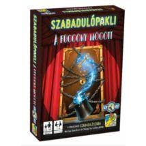 Szabadulópakli: A függöny mögött szabadulós társasjáték 12 éves kortól - Egyszerbolt Társasjáték Webáruház
