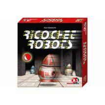 Száguldó robotok - Ricochet Robots logikai társasjáték