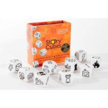 Sztorikocka - Story Cubes - magyar kiadás - családi társasjáték 6 éves kortól - The Creativity Hub