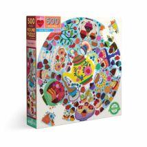 Tea Party 500 db-os puzzle - Egyszerbolt Társasjáték