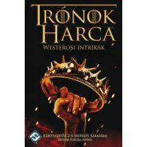 Trónok harca: Westerosi intrikák - stratégiai társasjáték 8 éves kortól - Delta Vision