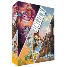 Unlock 3 Különös kalandok - szabadulós játék 10 éves kortól
