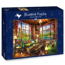 Mount Cabin View - Bluebird 70336 - 1000 db-os puzzle
