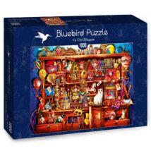 Ye Old Shoppe - Bluebird 70308 - 1000 db-os puzzle