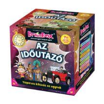 Brainbox - Az időutazó kvízjáték  - 7 éves kortól - Egyszerbolt Társasjáték Webáruház