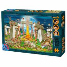 Stonehenge - Dtoys 70906 - 1000 db-os puzzle