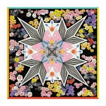 Christian Lacroix Flowers Galaxy 500 db-os puzzle