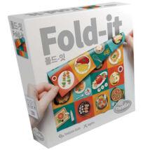 Fold-it logikai társasjáték - Egyszerbolt Társasjáték Webáruház