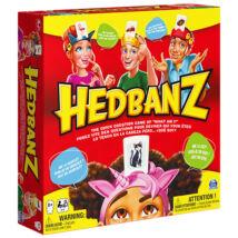 Hedbanz társasjáték gyerekeknek (piros dobozos)