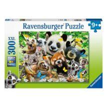 Ravensburger 12893 - Szelfik - Vadvilág - 300 db-os XXL puzzle