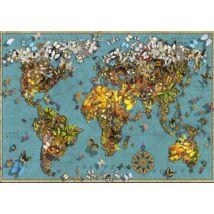 Ravensburger 15043 - Pillangók világa - 500 db-os puzzle