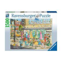 Ravensburger 16459 - A divat sugárútja - 1500 db-os puzzle