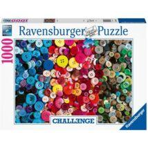 Ravensburger 16563 - Gombok - 1000 db-os puzzle