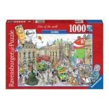 Ravensburger 19213 - Cities of the World - London - 1000 db-os puzzle