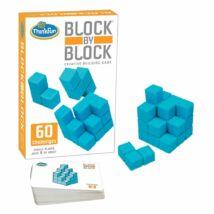 Block by Block - gyerek logikai képességfejlesztő társasjáték 8 éves kortól - ThinkFun