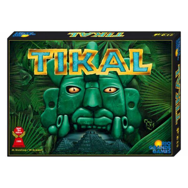 Tikal stratégiai játék 10 éves kortól - Egyszerbolt Társasjáték Webáruház
