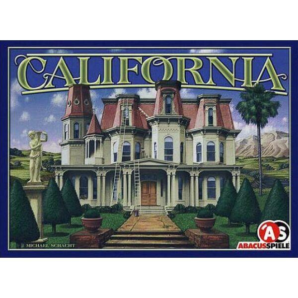 California - Egyszerbolt Társasjáték Webáruház