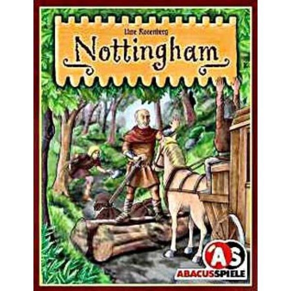 Nottingham - Egyszerbolt Társasjáték Webáruház