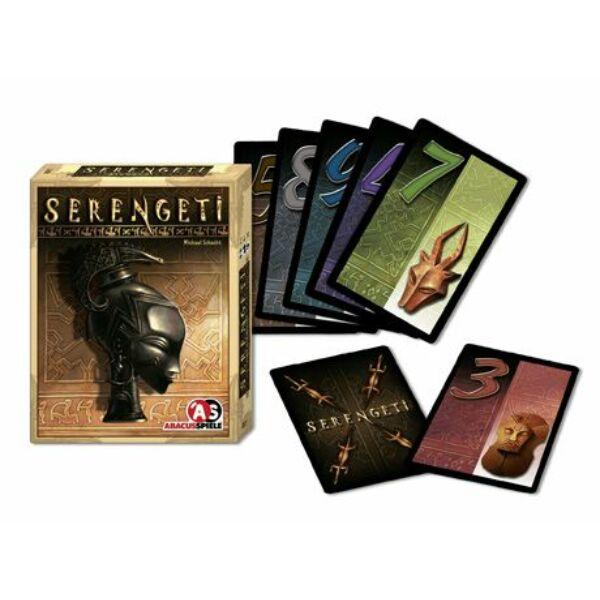 Serengeti  - Egyszerbolt Társasjáték Webáruház