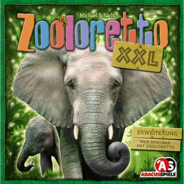 Zooloretto XXL (Zooloretto kiegészítő) - Egyszerbolt Társasjáték Webáruház