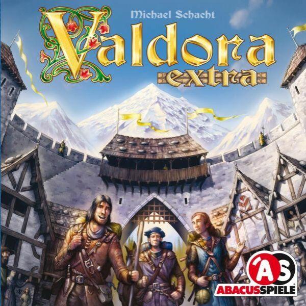Valdora Extra - Egyszerbolt Társasjáték Webáruház