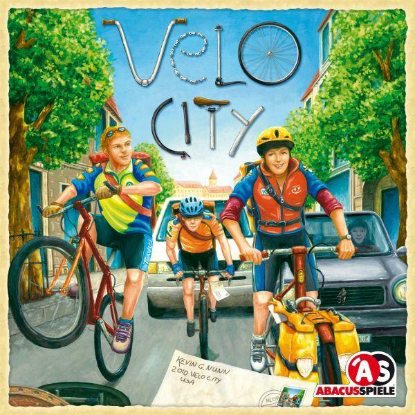 VeloCity - Egyszerbolt Társasjáték Webáruház