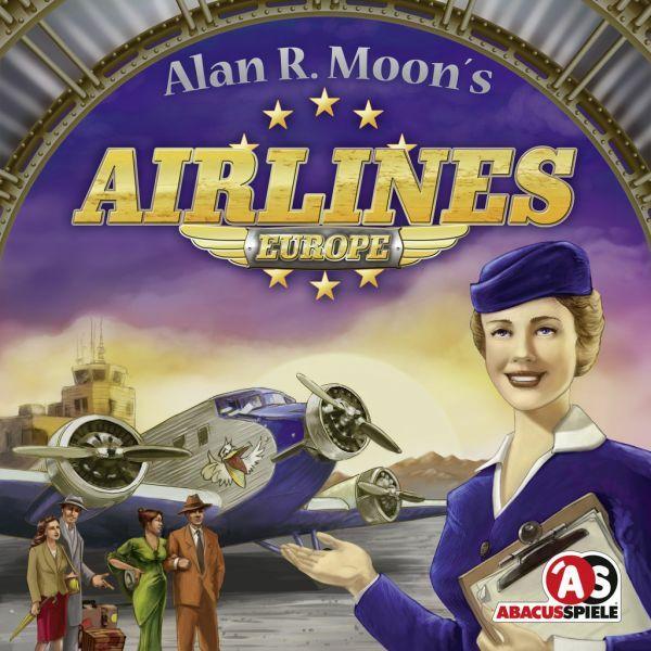 Airlines Europe - Egyszerbolt Társasjáték Webáruház
