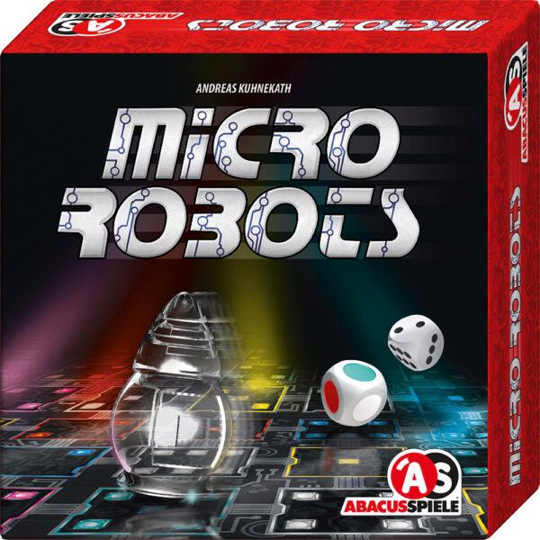 Micro Robots - Egyszerbolt Társasjáték Webáruház