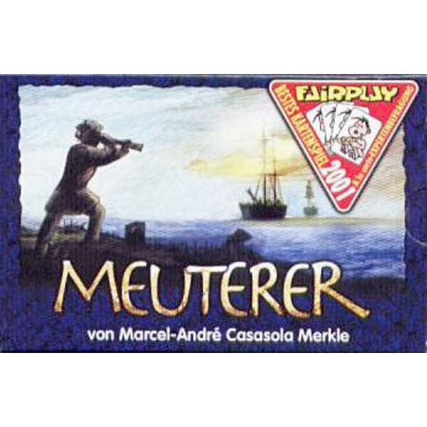 Meuterer  - Egyszerbolt Társasjáték Webáruház
