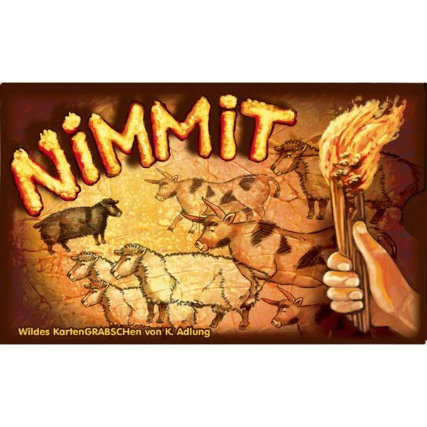 Nimmit - Kapd el! - Egyszerbolt Társasjáték Webáruház